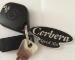 Cerbera Speed six badge