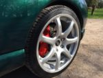 TVR Spider Wheels – fitting to a Cerbera and choosing the right tyres