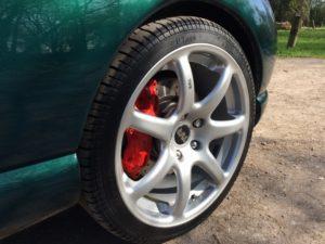 tvr cerbera spider wheels