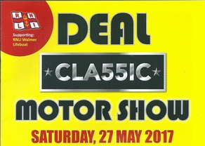 deal classic motor show 2017