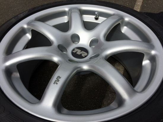 Cerbera clean wheel after