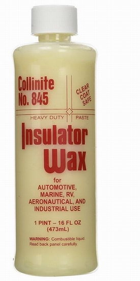 Collinite no. 845 Insulator Liquid Wax