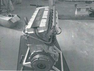 rebuilt speed six engine