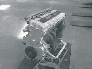 rebuilt tvr speed six engine