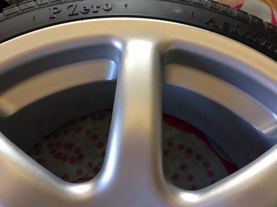 shiny wheel tvr cerbera