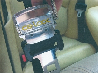 ce lock seatbelt tensioner