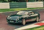 Cadwell Park TVR Car Club Track day 2017