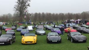 Burghley House TVRCC 2019_2