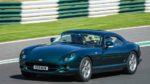 Cadwell Park TVR Car Club Track day 2019