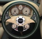 Steering Wheel re-trim