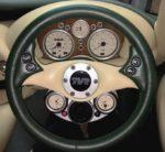Steering Wheel re-trim