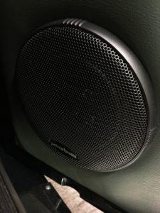 tvr cerbera new front speakers