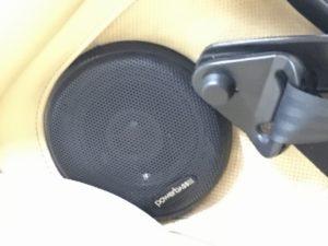 tvr cerbera new rear speakers