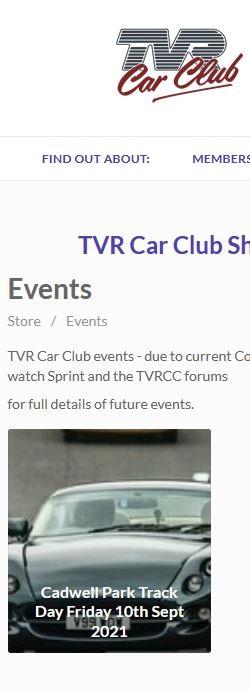 TVRCC shop tickets