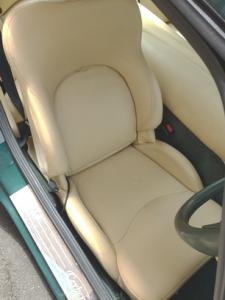 cerbera drivers seat