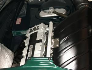 TVR Cerbera engine bay 2
