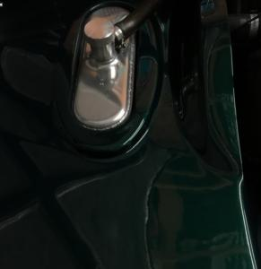 TVR Cerbera polished oil tank 2