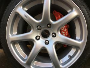 Front brake caliper refresh