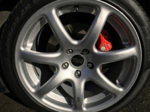 Rear brake caliper refresh